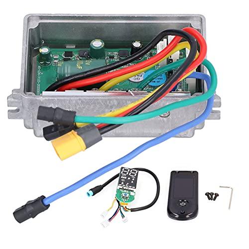 CHICIRIS Controlador de Scooter eléctrico, Juego de Controlador de monopatín eléctrico, Accesorios...