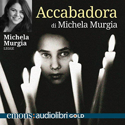 Accabadora audiobook cover art