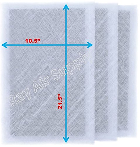 Why Should You Buy RAYAIR SUPPLY 12x24 ARS Rescue Rooter Air Cleaner Replacement Filter Pads 12x24 R...