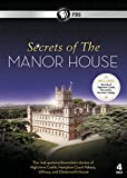 Secrets Of The Manor House DVD Set - Contains Secrets Of Highclere Castle,The Set Of Downton Abbey (4-Disc) [DVD]