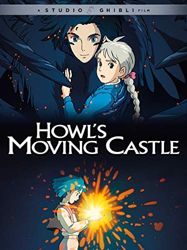 Howl's Moving Castle (English Language)