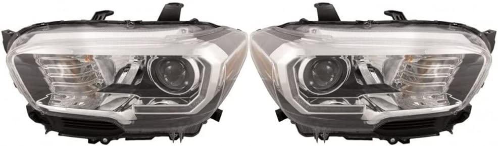 KarParts360: For 2016 2017 2018 Light Assembl TOYOTA Super quality assurance special price TACOMA Head