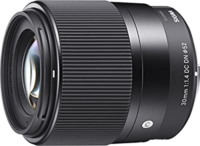 Sigma 30mm F1.4 Contemporary DC DN Lens for Sony E from SIGMA