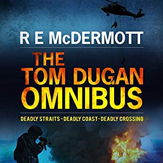 The Tom Dugan Omnibus: Three Great Thrillers in One Package audiobook cover art