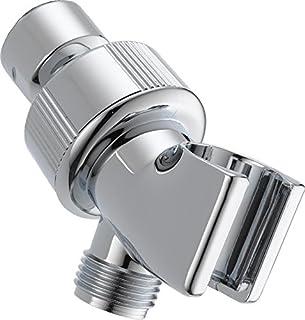Delta Faucet U3401-PK Adjustable Shower Arm Mount, Chrome