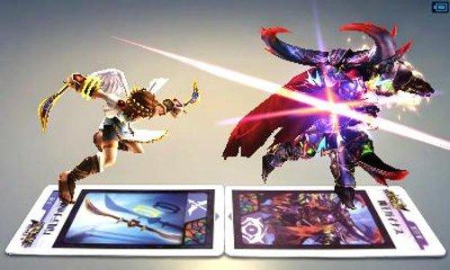 新・光神話パルテナの鏡-3DS