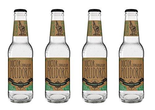 DR. POLIDORI'S Cucumber Tonic Water 24er Set