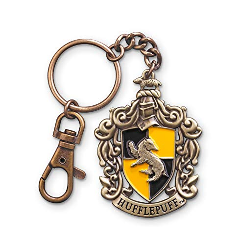 Noble Collection - Harry Potter: Portachiavi Tassorosso