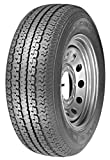 Power King TOWMAX STR Trailer Tire - 205/75R14 C 100/96L
