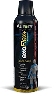 Aurora Nutrascience Clinically Demonstrated exoFlex+ Vitamin C with Eggshell Membrane