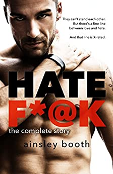 Hate F*@k (Forbidden Bodyguards Book 1) by [Ainsley Booth]