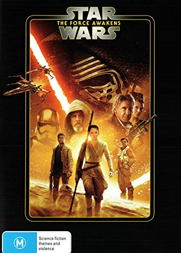 Star Wars: The Force Awakens (Episode VII) (DVD)