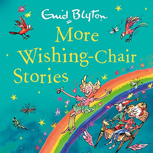 More Wishing Chair Stories cover art