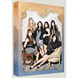 GFRIEND - [Time For Us 2nd Album Midnight Ver CD+1p Poster+PhotoBook+2p PhotoCard+1p Clear PhotoCard+1p Pop-up Card+Extra PhotoCard Set+Tracking