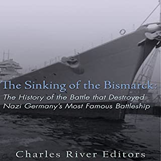 The Sinking of the Bismarck cover art