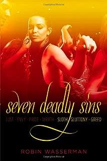 Seven Deadly Sins Vol. 3: Sloth; Gluttony; Greed (Seven Deadly Sins (Simon Pulse))
