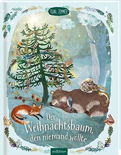 Buchseite und Rezensionen zu 'Der Weihnachtsbaum, den niemand wollte' von Yuval Zommer
