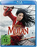 Mulan (Live-Action) [Blu-ray]