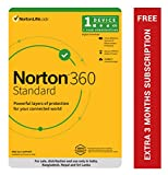 AV-Test Award-Winning Antivirus For Best Performance, Best Protection. Norton360 - For Working, Banking & Shopping From Home Without Compromising On-Device Security Or Device Speed. Comes With Advanced Anti-virus, Anti-Spyware, Anti-Malware & Ransomw...