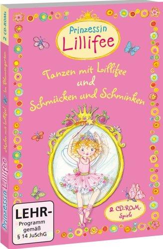 Prinzessin Lillifee: Tanzen mit Lillifee und Schmücken und Schminken [import allemand]