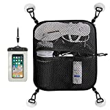 Unigear Paddleboard Deck Bag, Mesh Storage Bag Sup Accessories with...