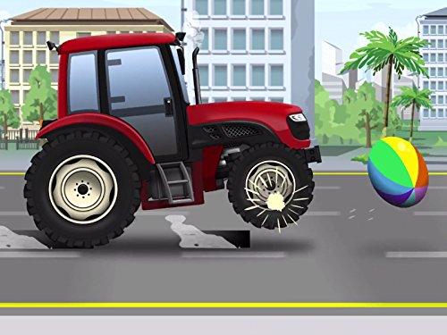Rot Traktor