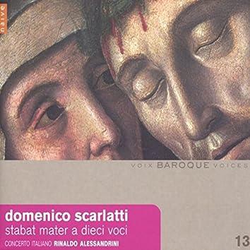 Scarlatti: Stabat Mater a Dieci Voci