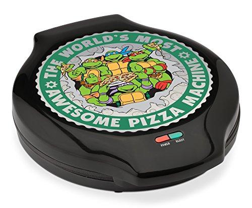 Nickelodeon NTPM-55 Teenage Mutant Ninja Turtles Pizza Maker, Green