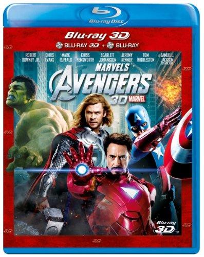 Avengers - 3d+2d [Blu-ray]