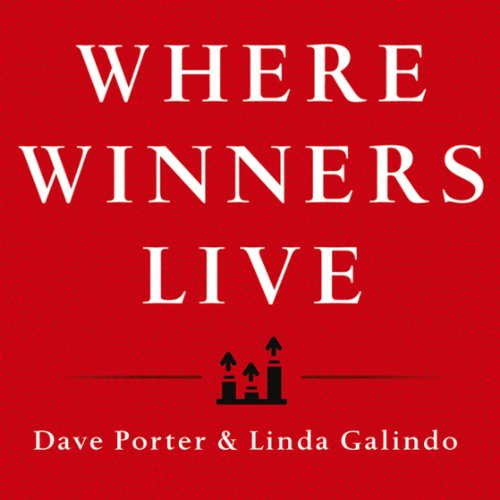 Where Winners Live audiobook cover art