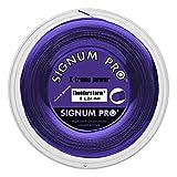 Signum Pro Saitenrolle Cordaje Thunderstorm Bobina 200m 1.24mm, Unisex Adulto, Purple, 1.24