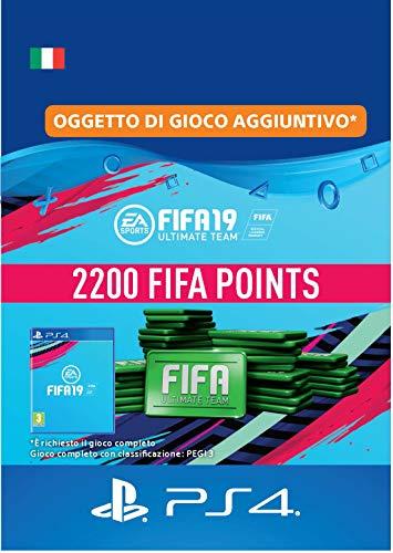 FIFA 19 Ultimate Team - 2200 FIFA Points | Codice download per PS4 - Account italiano