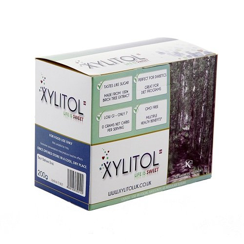 Xylitol Natural Sweet Xylitol Sachets 200g