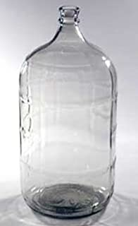 E.C. Kraus 6 gal Glass Carboy
