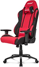AKRacing AK RD/BK Core Series EX Gaming Chair, Red/Black
