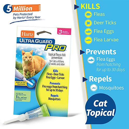 Hartz Topical Flea & Tick Prevention Pro