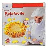 Patafacile, attrezzo per realizzare Patatine chips senza oli...