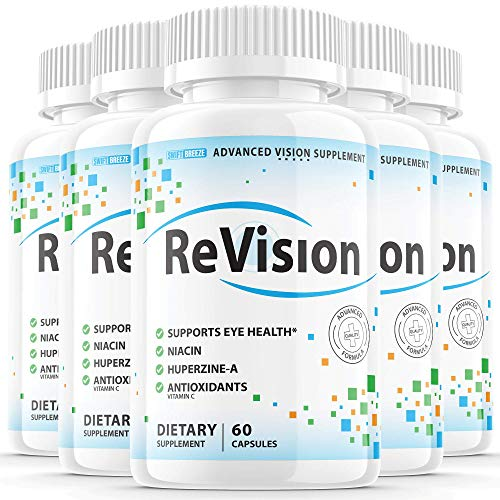 (5 Pack) Revision Eye Supplement...