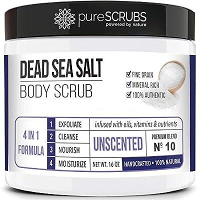 pureSCRUBS Premium Organic Body
