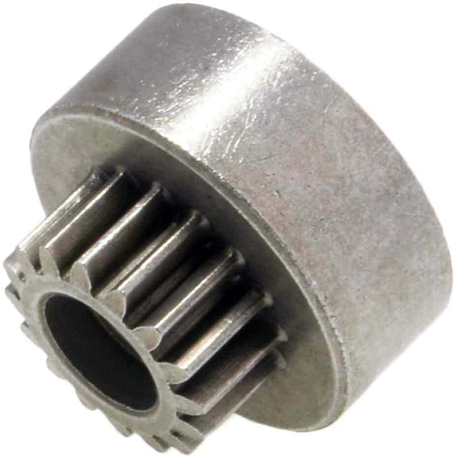 RC 02107 16T Clutch Bell Single Popular overseas Gear For Dallas Mall 10 94188 1 94108 Nitro