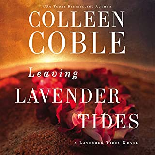 Leaving Lavender Tides cover art