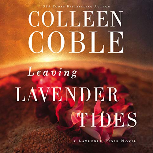 Leaving Lavender Tides audiobook cover art