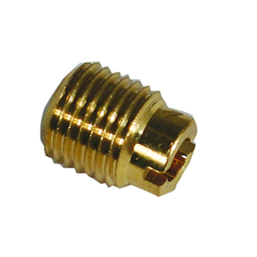 Stens 525-703 Large-scale sale Main Jet Same day shipping Gold 99101-ZK7-0700 Honda Replaces