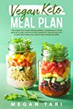 VEGAN KETO MEAL PLAN: The Complete Guide for Beginners. Combining a Vegan and Keto - Diet Lifestyle: Feel Energetic and Be Healthy. 21 days Keto Meal Plan (keto Diet for Beginners)