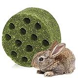 JMZYQ Juguetes para Masticar Conejos Timothy Grass Palillos Molares, Natural...