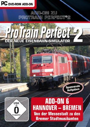 Pro Train Perfect 2 - AddOn 6 Hannover - Bremen - [PC]