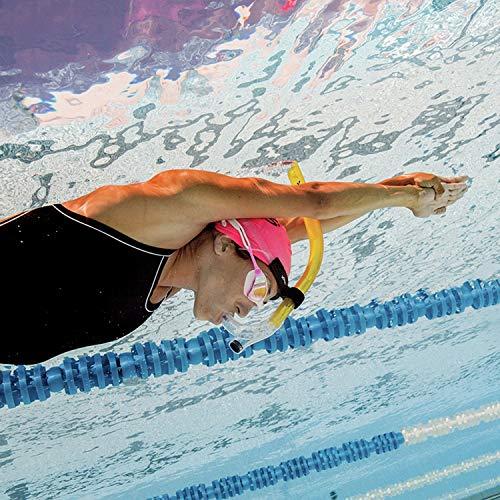 FINIS Original Swimmer'S Snorkel, Yellow, Adult