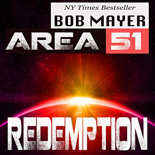 Couverture de Area 51: Redemption