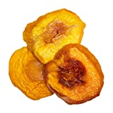 Bella Viva Orchards Dried California Yellow Peaches, 1 lb of Dried Fruit