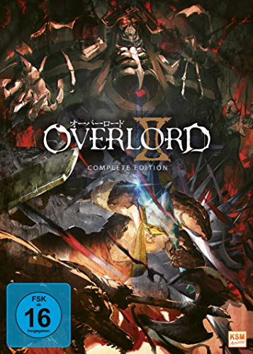 Overlord - Staffel 2 (New Edition, 3 Discs)